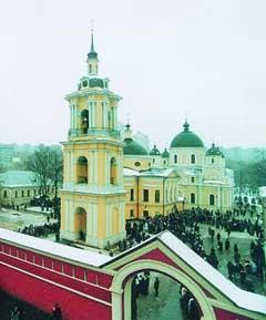 Покровский женский монастырь. г.Москва